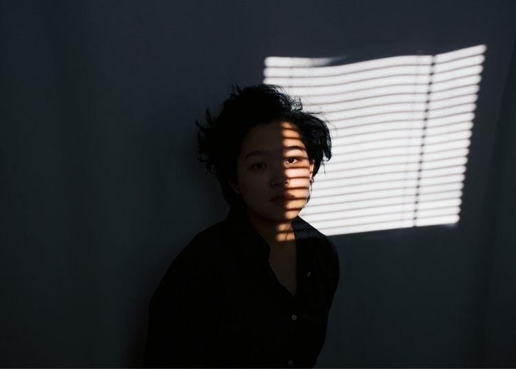 Shannon - portrait, moody, light - junyu | ello