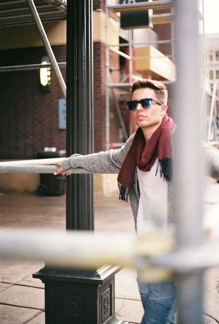 Derek Kjenstad Fall Style Model - nicholasjfrench | ello