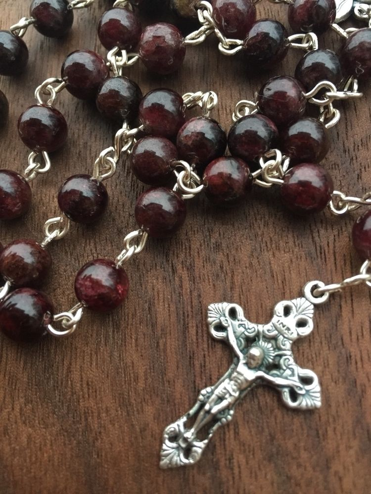Chain style shop - rosaries, gemstonerosary - librasgarden | ello