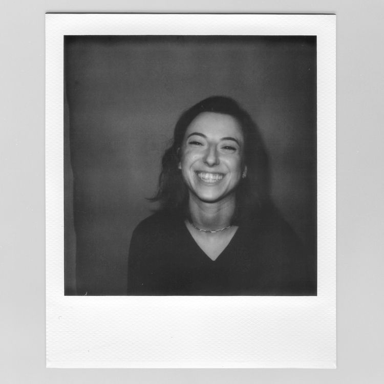 Evelyn auf Polaroid Originals B - kaikutzki | ello