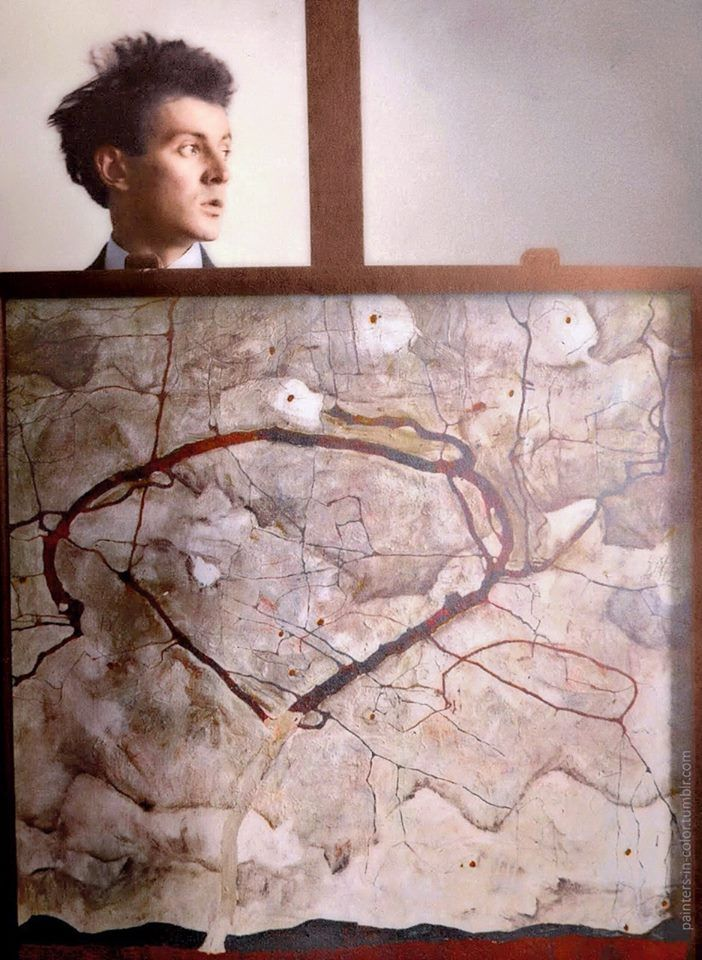ARTIST: Egon Schiele - johnhopper   ello