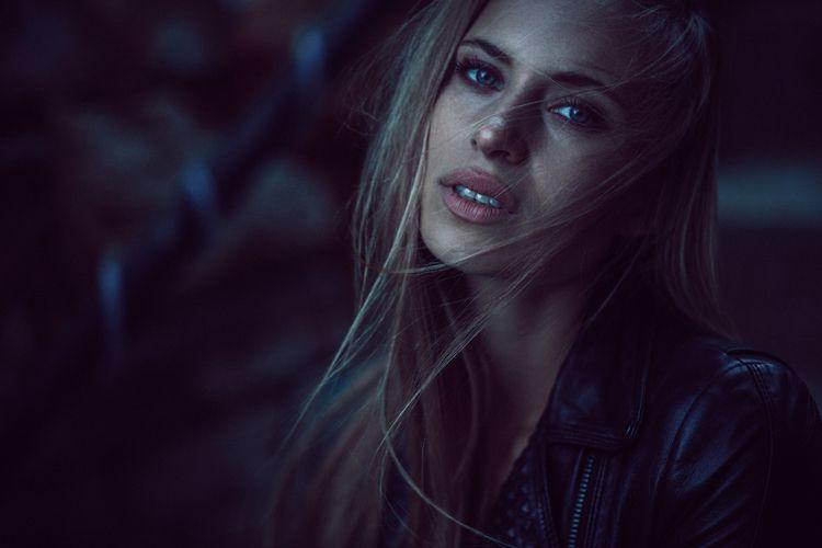 Janina - capetwon, southafrica, portrait - jenzflare | ello