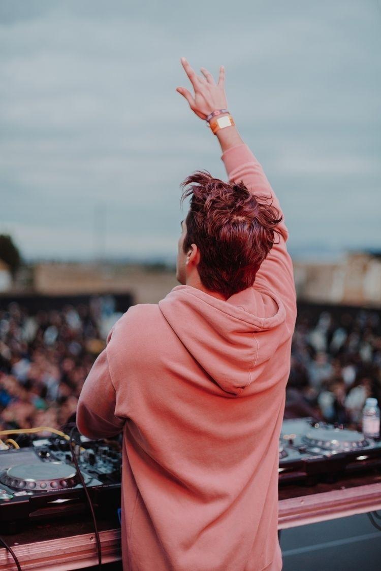 dj, festival, concert, boy, brian - arantxax2g | ello