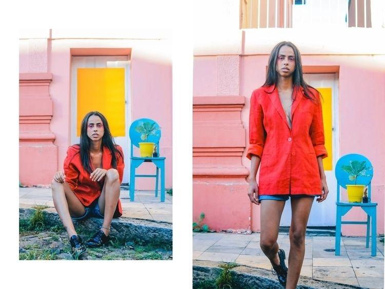 Stylist: Beauty: Nina Caetano  - gabrieualgusto | ello