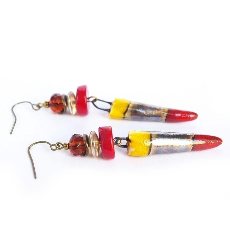 kind earrings - Worldwide shipp - cocoflower | ello