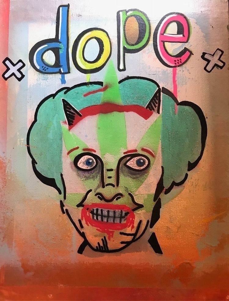 Dope - theartofpurkey, upcollectiveyork - jimmypurkey | ello