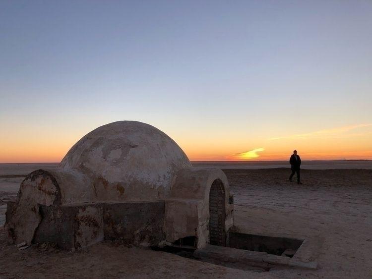 original - starwars, tunisia, goldenhour - tregodan | ello