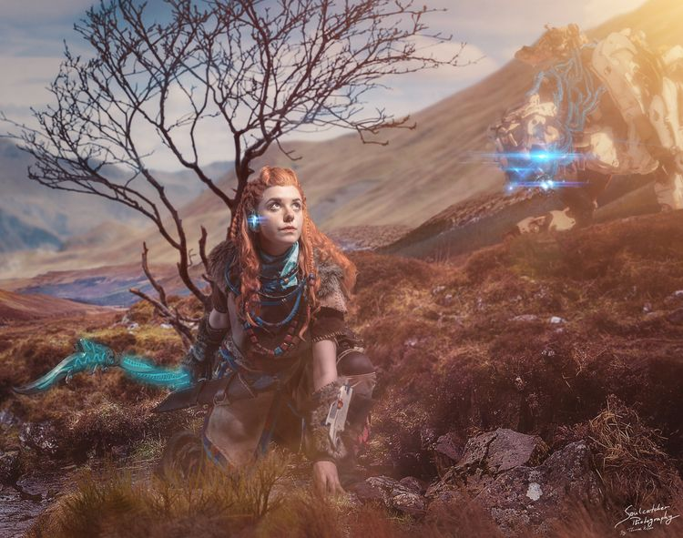 Horizon: Dawn, Model: Cosplay,  - soulcatcher_photography | ello