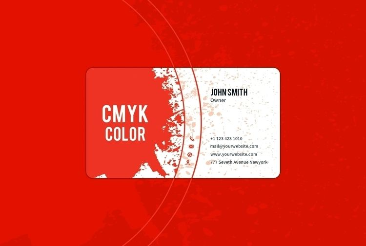 Business card Fiverr Click CARD - lazyprince89 | ello
