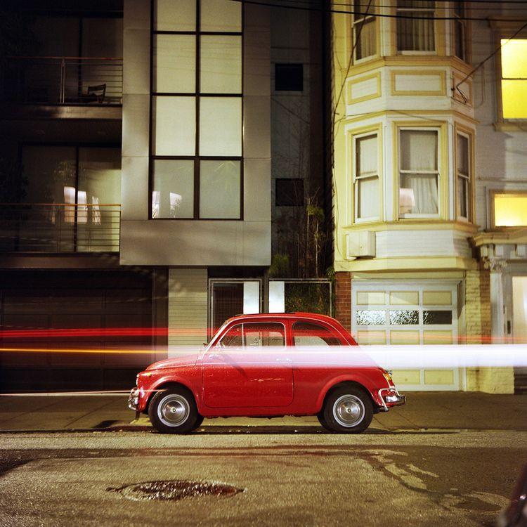 Red --- Yashica Fujicolor Super - danielregner | ello