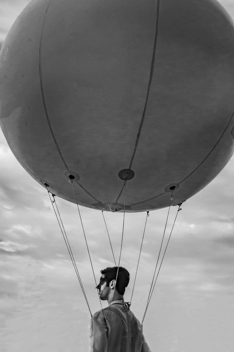 Balloon Man Instagram - Submitt - gilbyvm | ello
