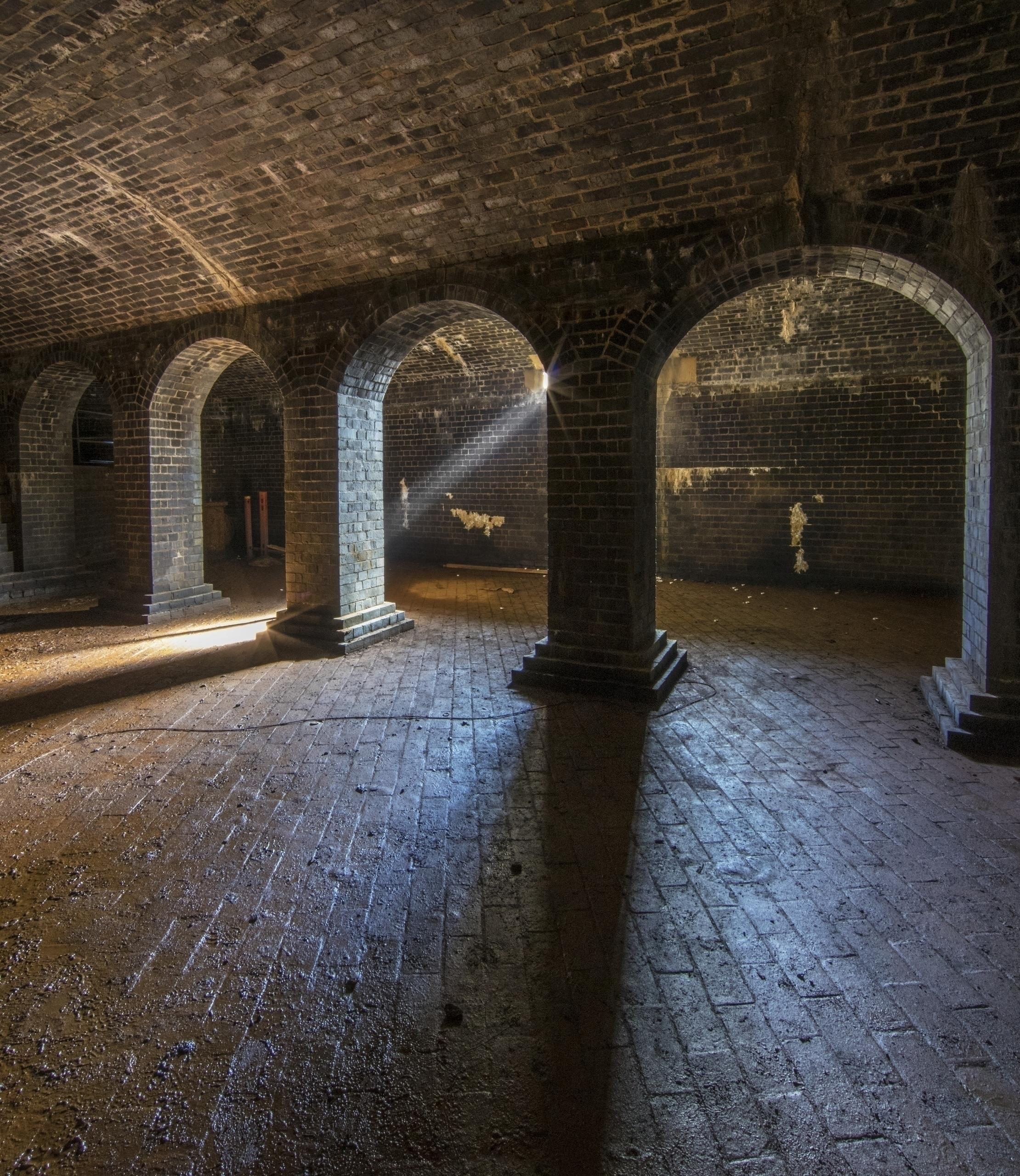 interior Victorian era subterra - forgottenheritage | ello