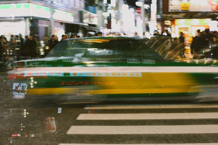 Kabukicho street, Shinjuku, Tok - mochitto | ello
