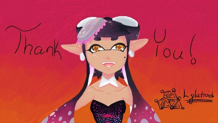 Callie fan. Splatoon drawing - callie - lylatroid | ello