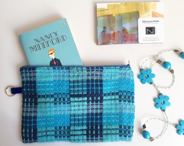 pouch Etsy shop.  - textiledesign - mariannanello | ello