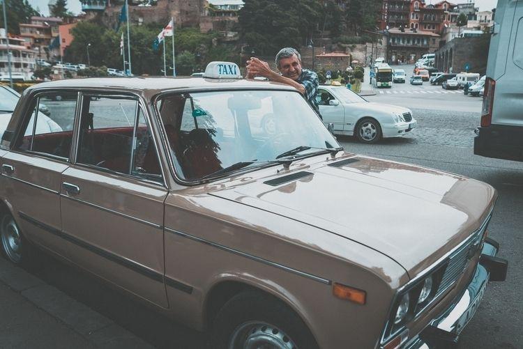 soviet connection  - travel, taxi - ricardoramirezphoto | ello
