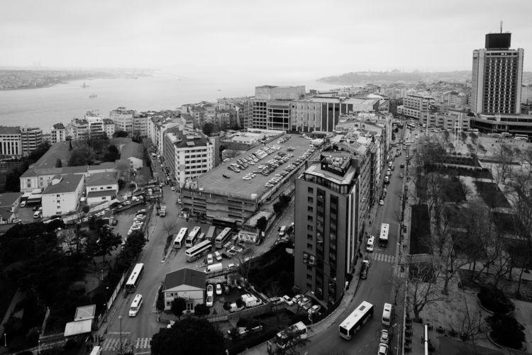Gezi Park Bosphorus, Istanbul,  - peterrunkewitz | ello