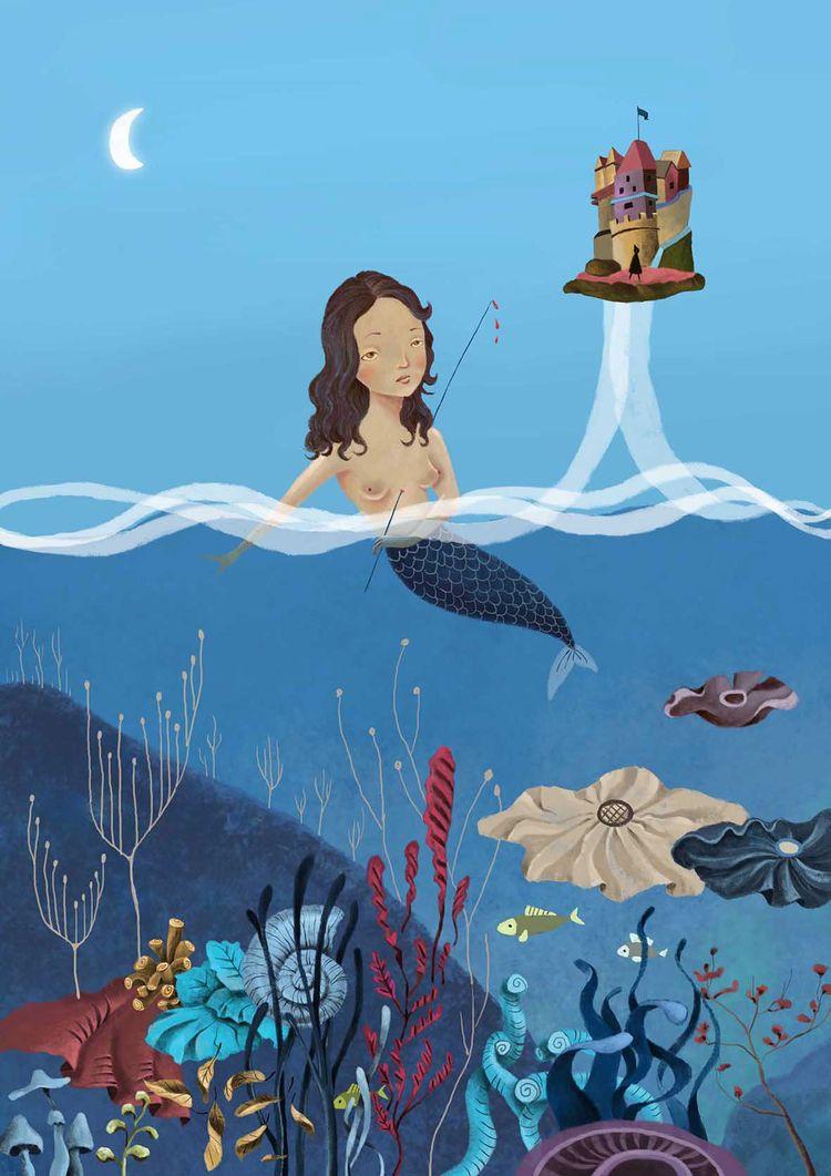 mermaid Submitted Magazine – Is - leonidkogan | ello