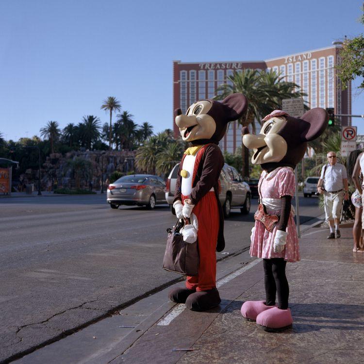Las Vegas Mamiya C330 Kodak Ekt - danielregner | ello