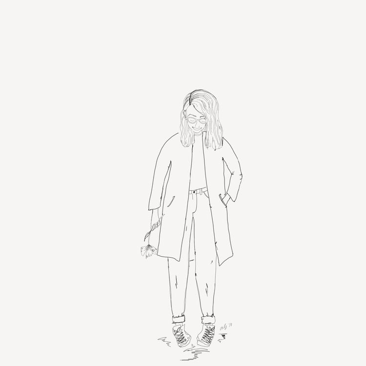 Anna. poet artist, mission draw - annalisabeth | ello
