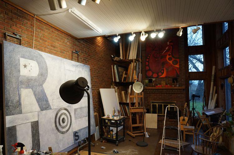 Studio river - stevesherrell | ello