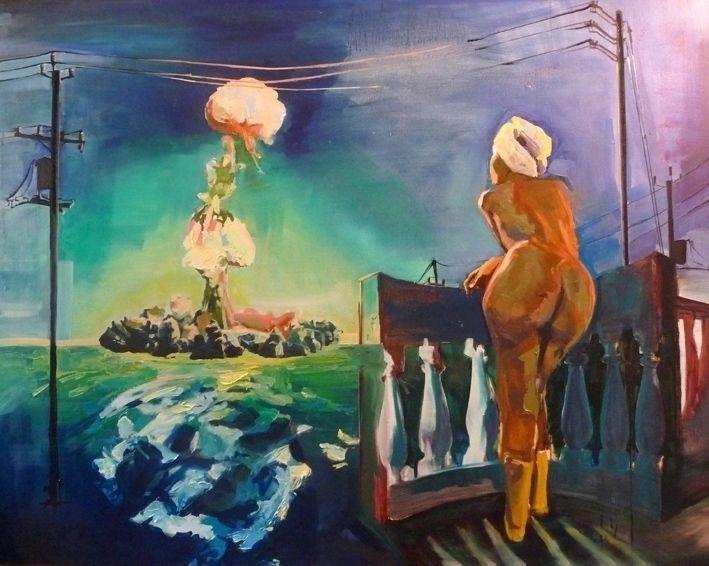 Bomb Artist: Carina Lomeli Medi - carinalomeli | ello