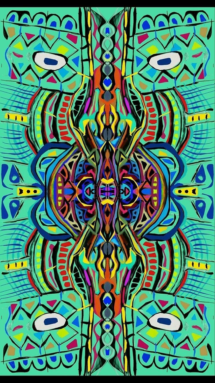 Symmetric Pattern - nath2chris | ello