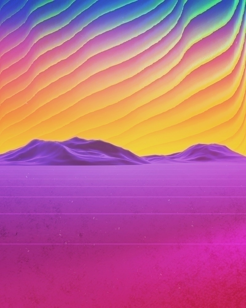 Subsonic, Shørsh - coverart, 3D - shorshx | ello
