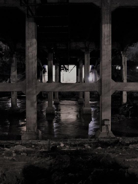 infrastructure, nightphotography - hic_sunt_dracones | ello