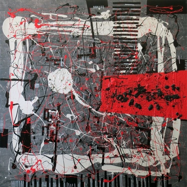 A28 (Contemporary abstract Spir - damjanpavlovic | ello