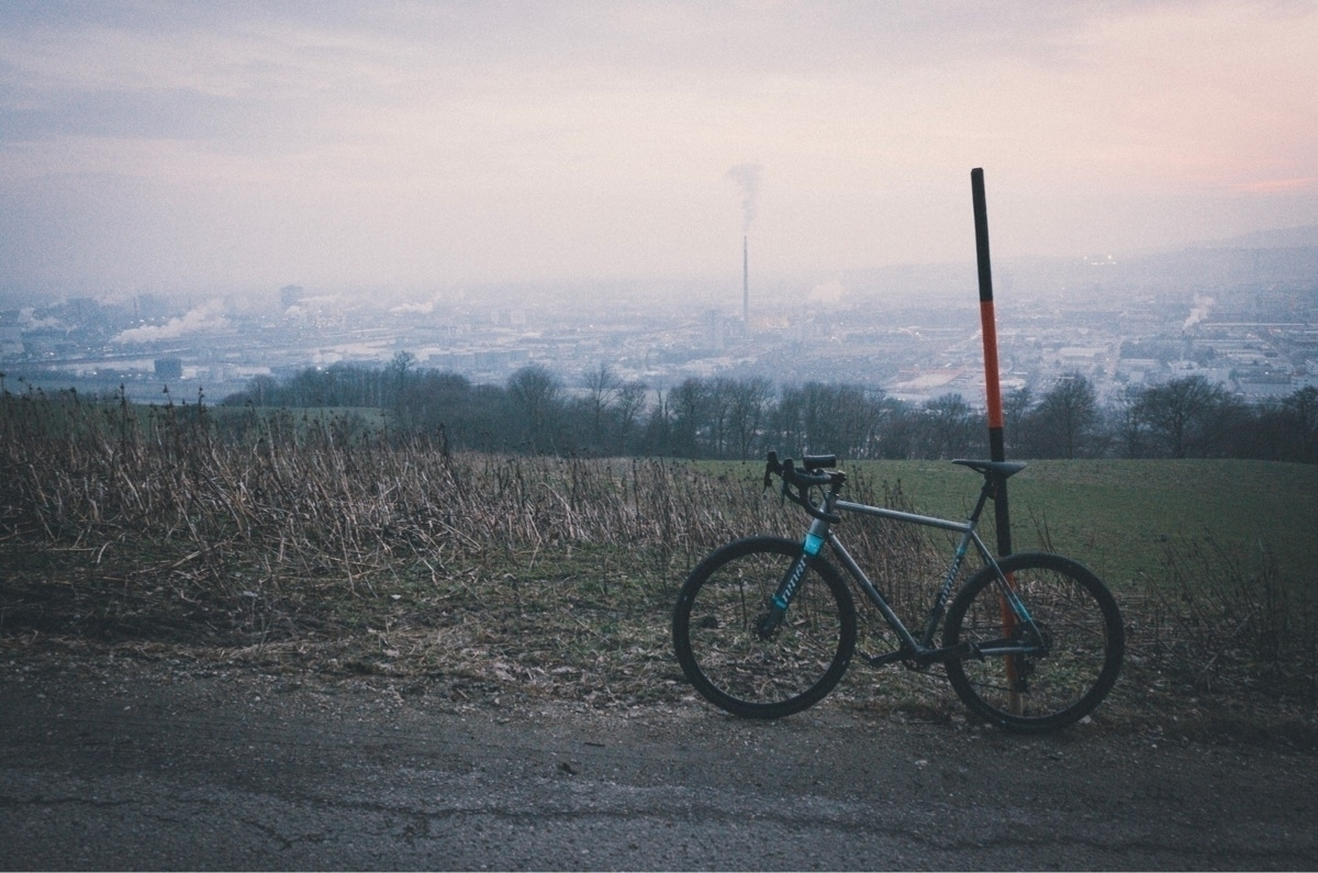 Cold days bike days - davidhellmann | ello