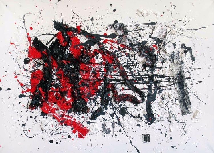 Damjan Pavlovic Paintings A84 a - damjanpavlovic | ello