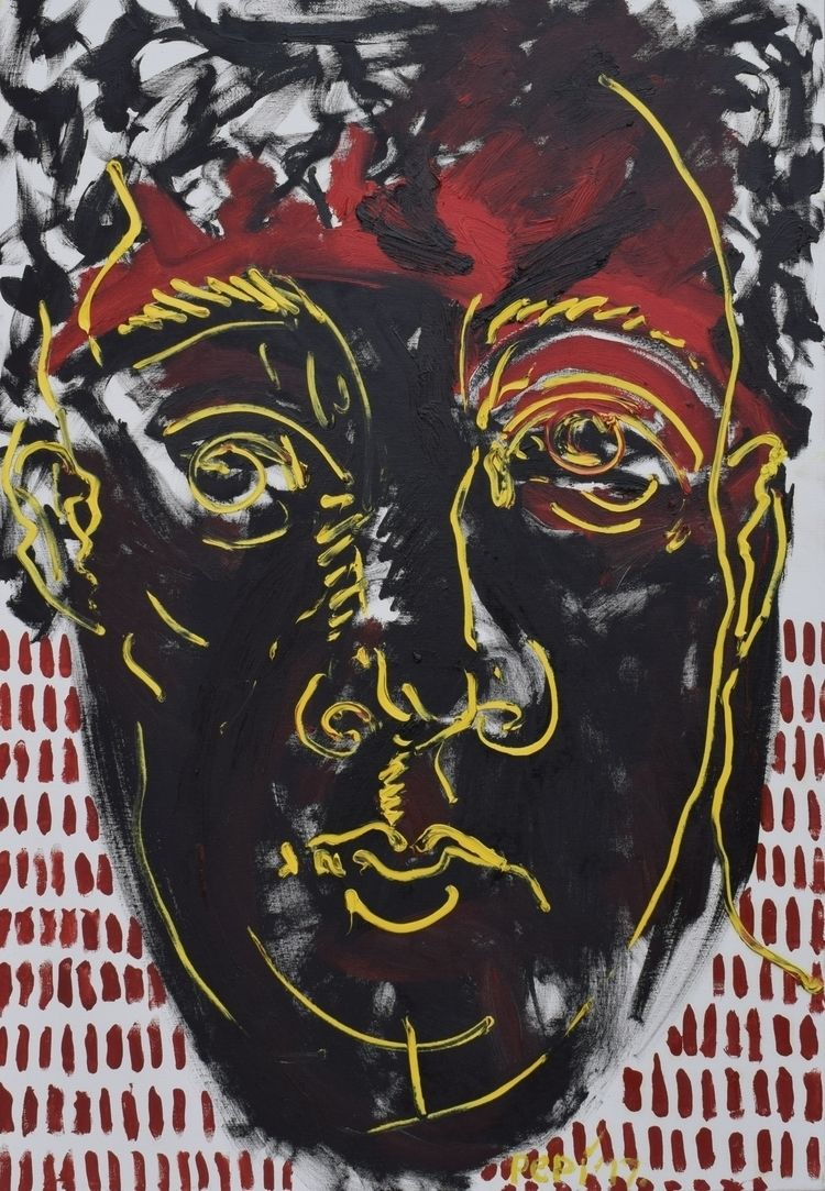 ''Portrait II''/oil canvas/70x1 - pepi_painter | ello