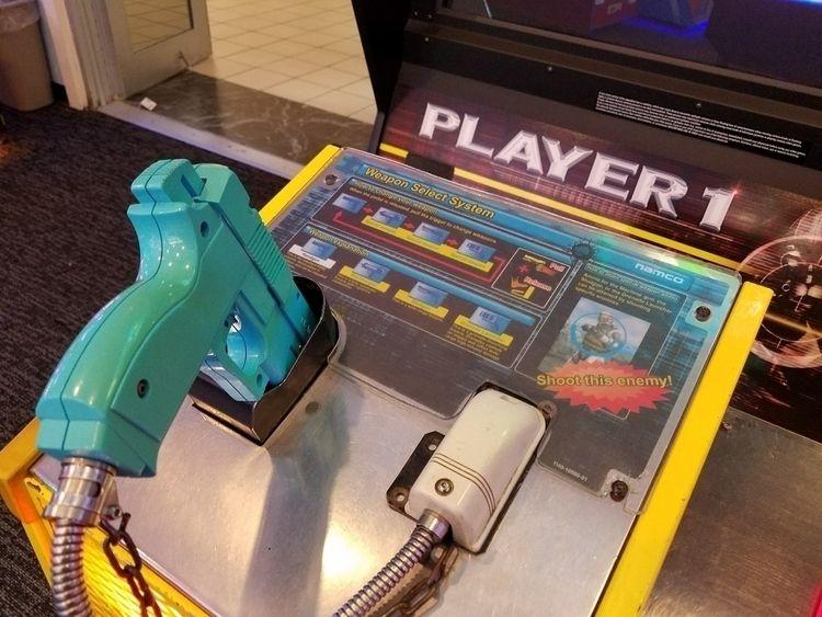 Time Crisis mall - arcade - 8bitcentral | ello