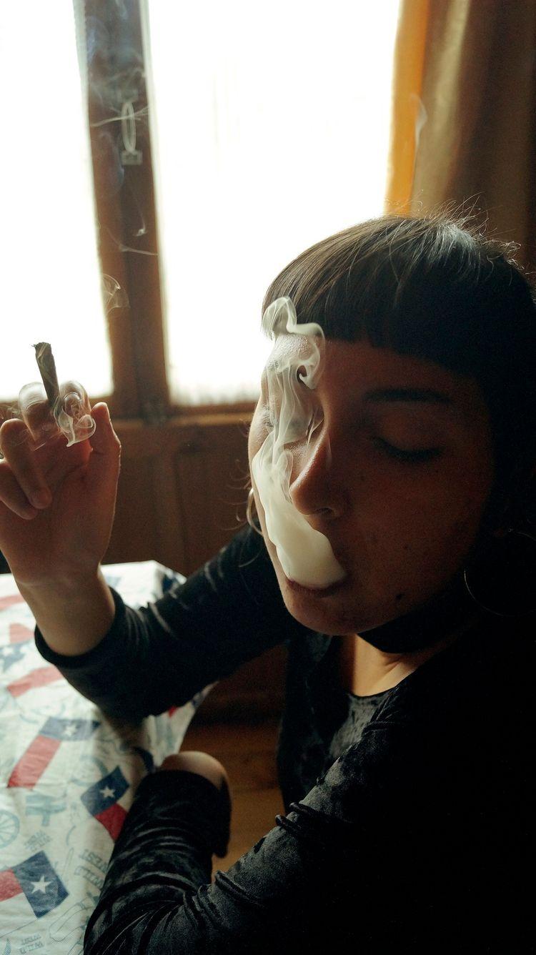chile, humo, smoke, 18-55mm - daninotsorry | ello