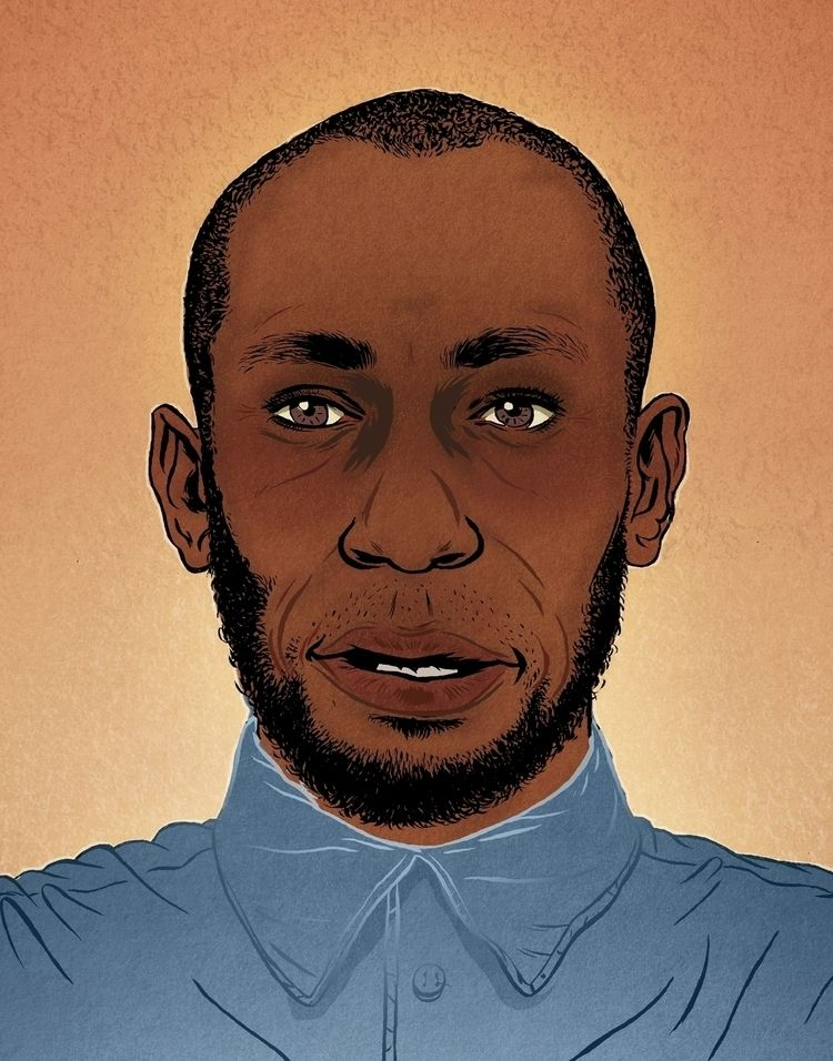 mos def - illustration - louievalley | ello