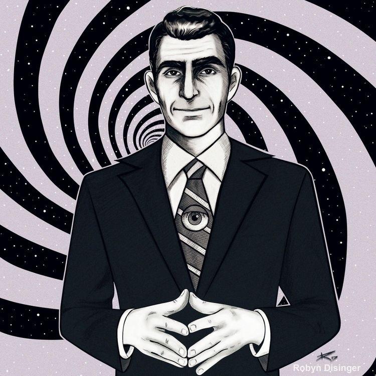Twilight Zone time favorite sho - jollymacabre | ello