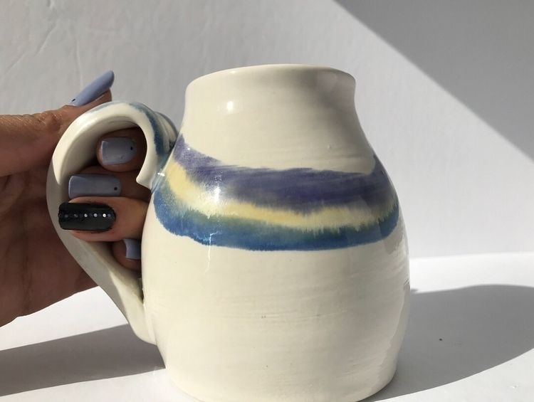 Mug Tuesday - PearsonsPottery, coffeemug - pearsonspottery | ello