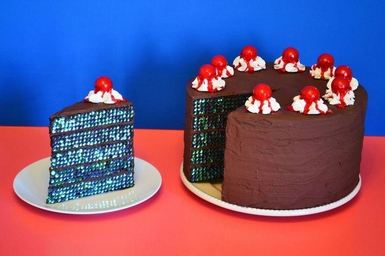 fun making full cakes sequinnin - jessicabrackett | ello