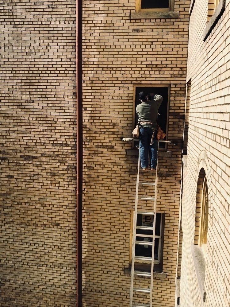 beautiful restoration brick bui - wolfgangrett | ello