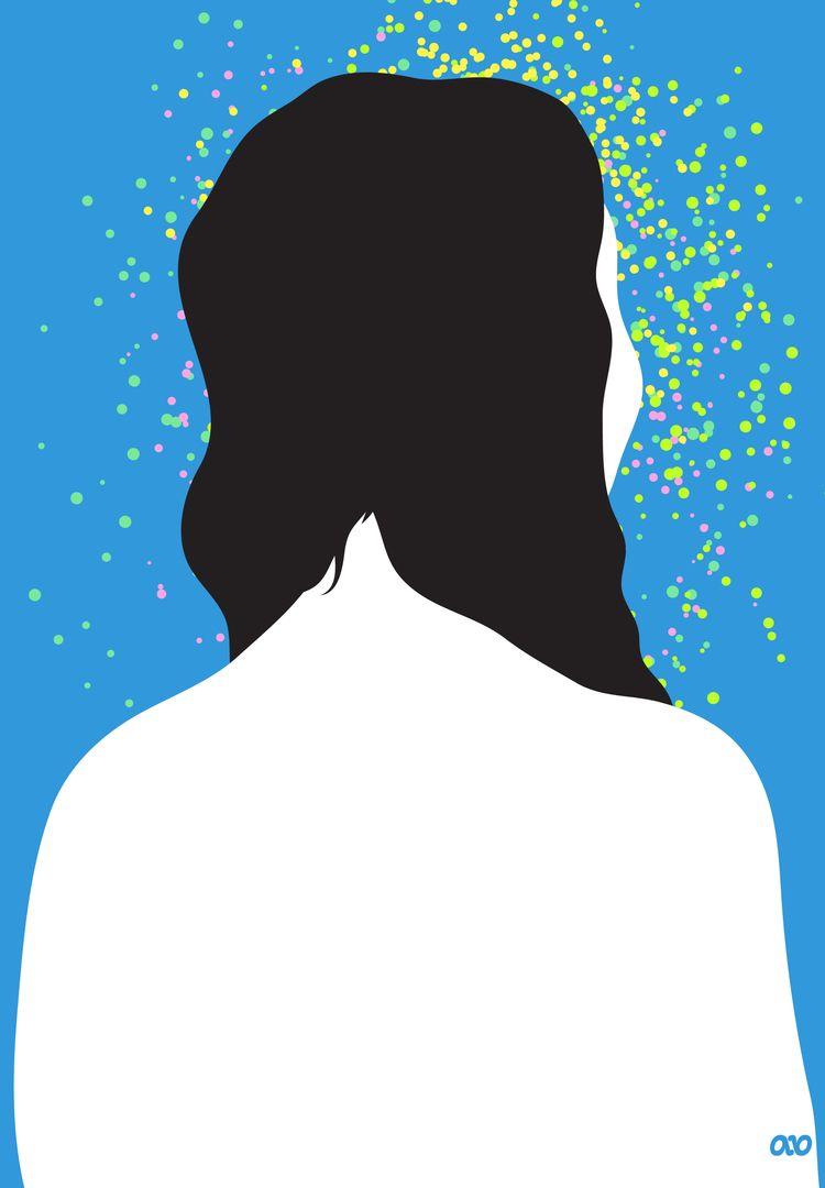 creating series women hair sort - agency | ello