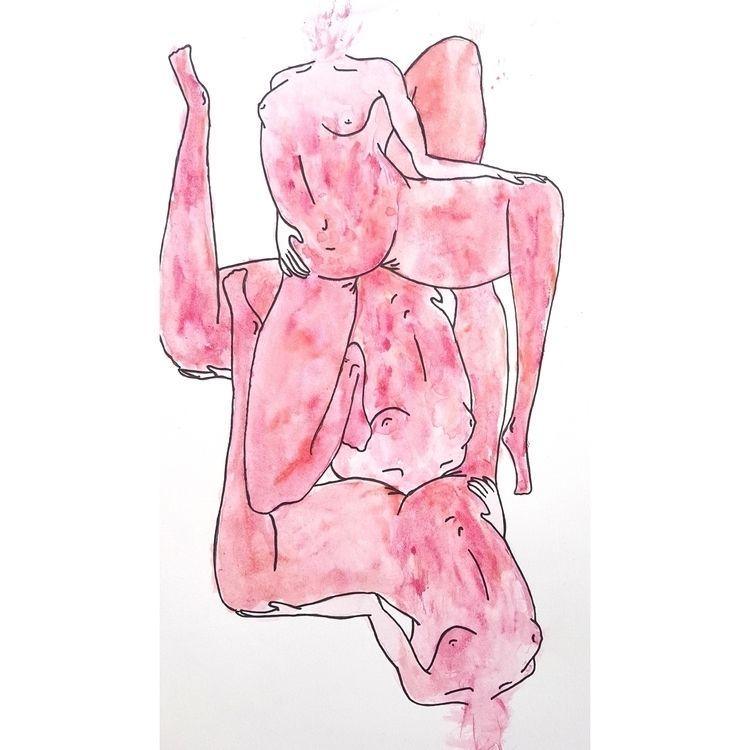 Body language 57/365 Markers In - alexsappy | ello
