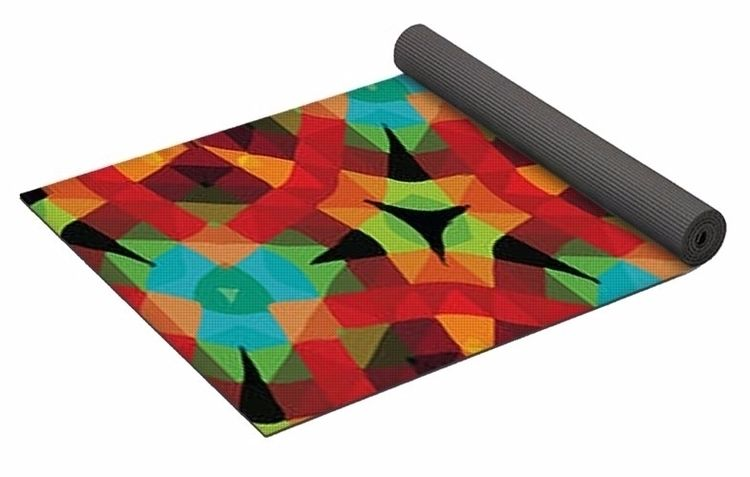 EcoSystem 1 Yoga Mat $80 purcha - skyecreativeart | ello