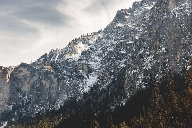 Yosemite National Park / Februa - motvd | ello
