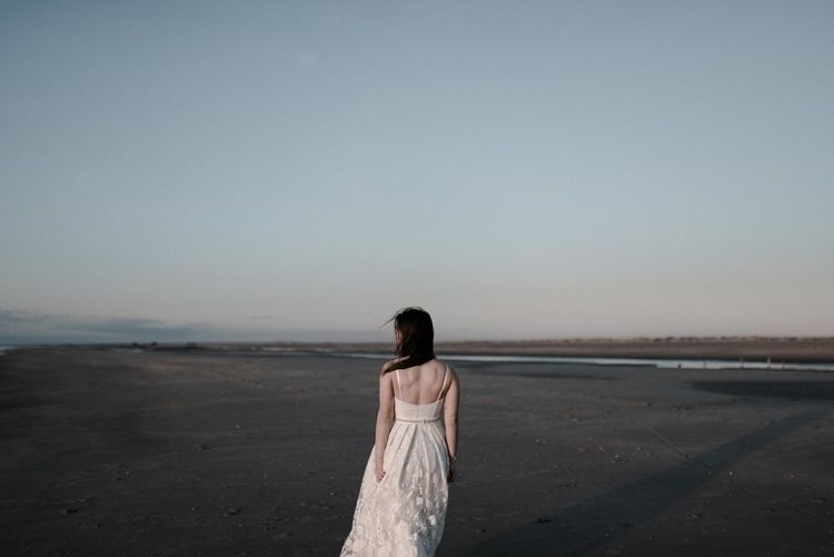 bride seaside denmark - weddingphotography - rebeccakonrad | ello
