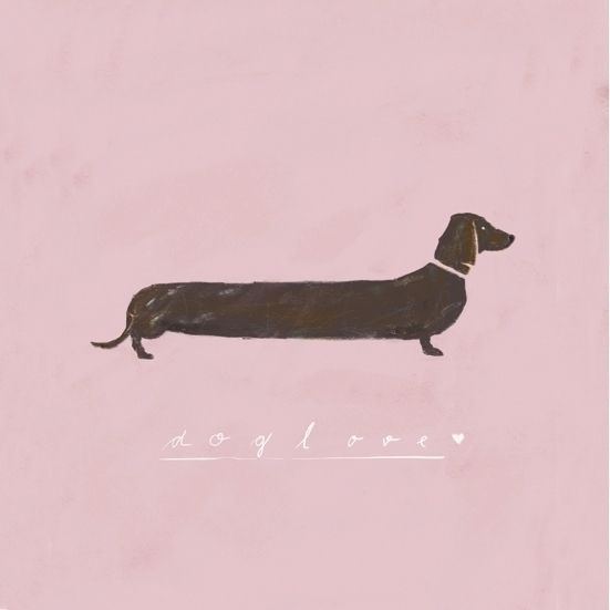 love dogs - wiener dog mamind - drawing - mamind | ello