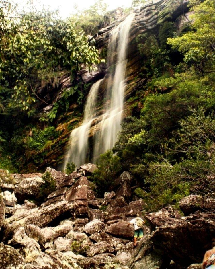 cachoeira Capivari chapada Diam - sobrivix | ello