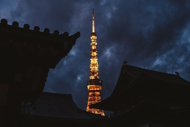 Tokyo Tower - tokyo, japan, inspirationcultmag - adamkozlowski | ello