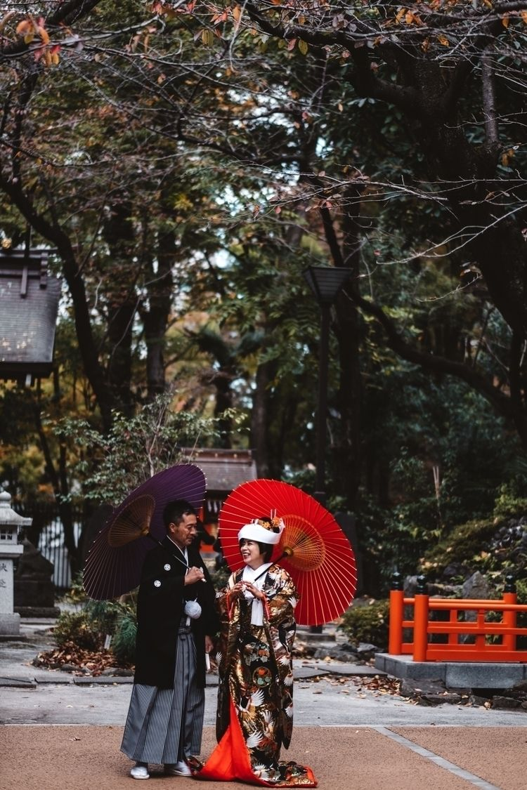 Japanese wedding - tokyo, japan - adamkozlowski | ello