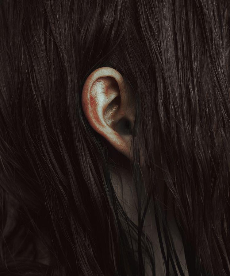 Fettered series - portrait, conceptual - sergioheads | ello
